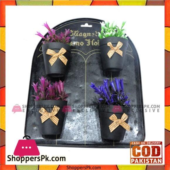 High Quality Home Decoration Vase Fridge Magnets 1pcs
