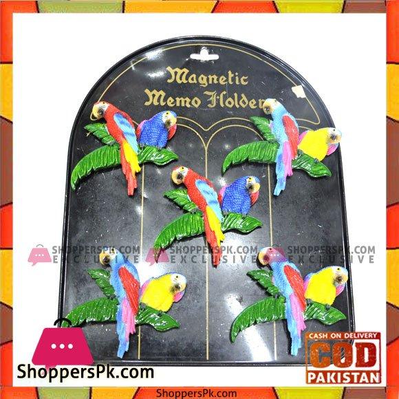 High Quality Parrot Fridge Magnet