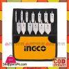 INGCO Flat Wood Drill Bits 13Pcs Set AKD41301