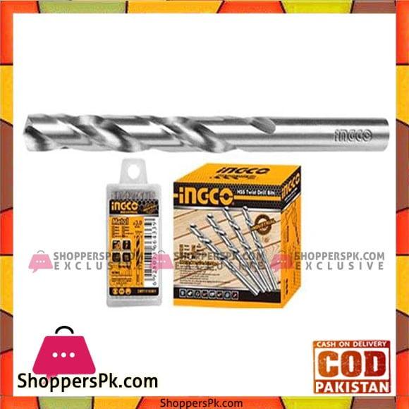 INGCO Metal Hss Drill Bit DBT1110451