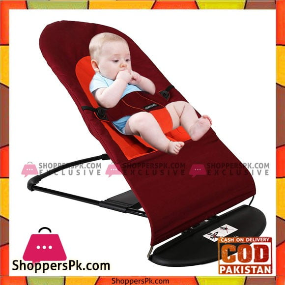 Baby Bouncer Balance Soft Rocking Chair,Automatic Swing