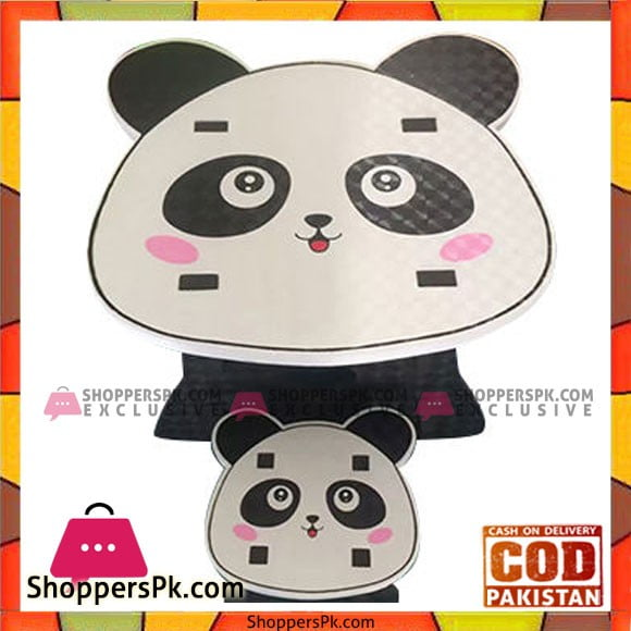 Children EVA Chair and Desk Kids Safe Table Infant Anticollision Cozy Chair Panda Pattern 0-4 Years - HK-Z004