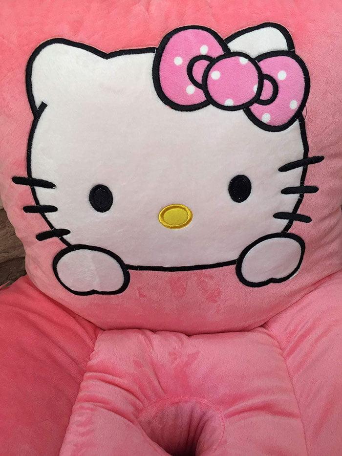 Hello Kitty Baby Sofa Chair for Kids
