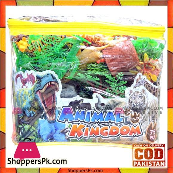 High Quality Animal Kingdom 75 Pieces