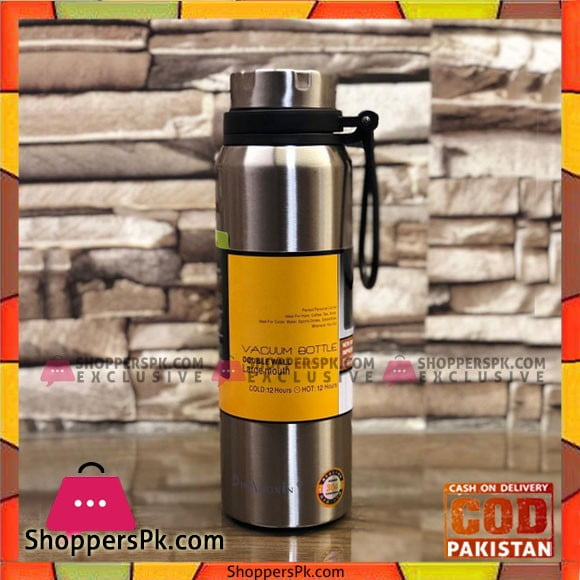 High Quality Double Wall Stainless Steel Vacuum Bottle