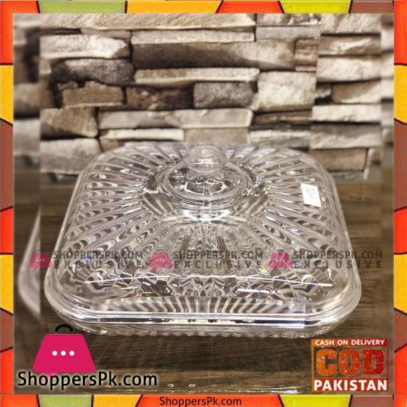 High Quality Glass Serving Dish