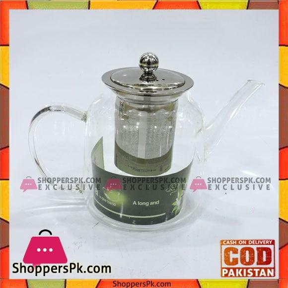 High Quality Glass Tea Kettle