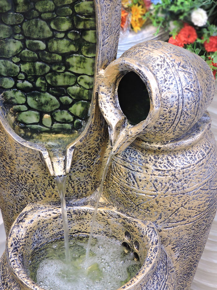 Buy High Quality Home Decoration Waterfall Fountain at ...