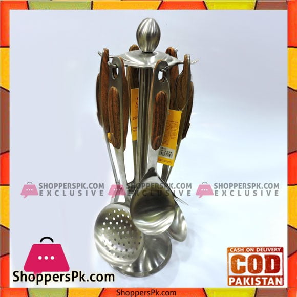 High Quality Kitchen Cooking Spoons Set