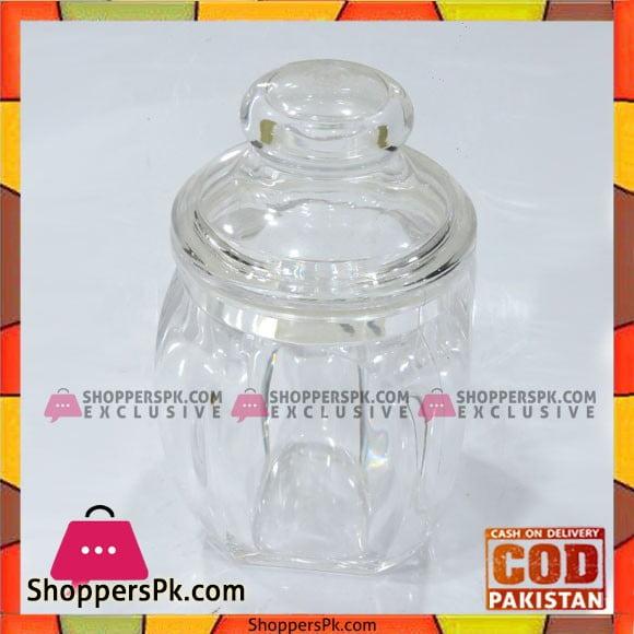 High Quality Glass Kitchen Jar 1 pcs