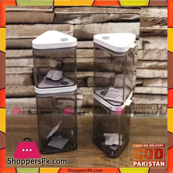 High Quality Kitchen Storage Jars 4 Pcs Set