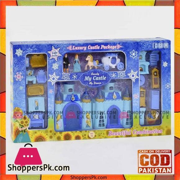 High Quality Luxury Castle Barbie House