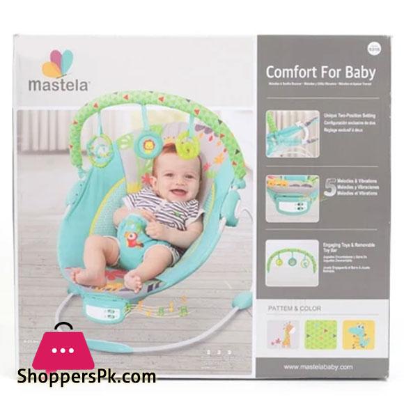 High Quality Mastela Infant Baby Rocker - 63180