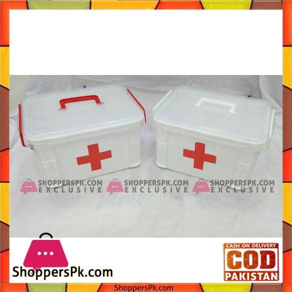 High Quality Plastic Portable Medicine Box