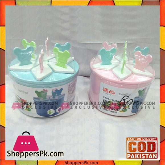 High Quality Plastic Ice Cream Mold