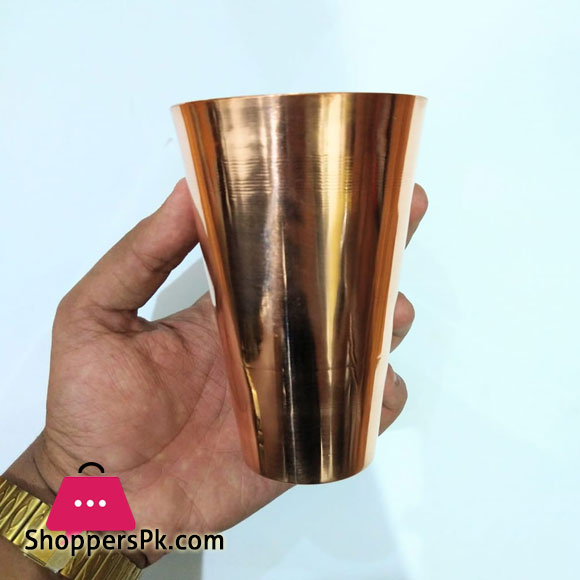 High Quality Pure Copper Glass Size 5 inch 1Pcs
