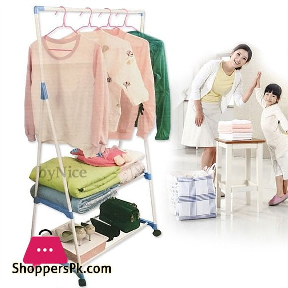 High Quality Stainless Steal Clothes Rack