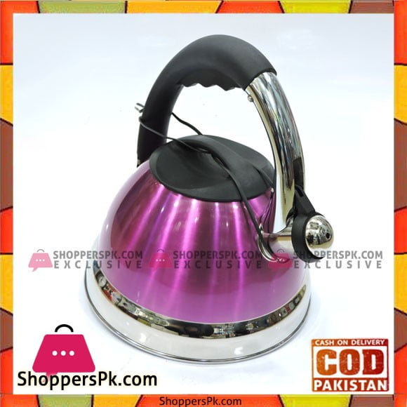 High Quality Stainless Steal Tea Kettle 2.5 Liters