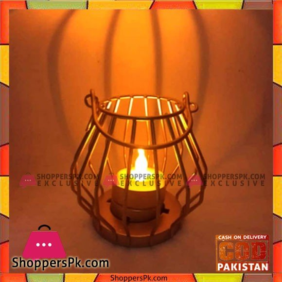 Metal Material Candles Holder