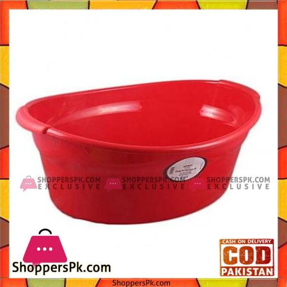 Baby Bath Basin Tub Red