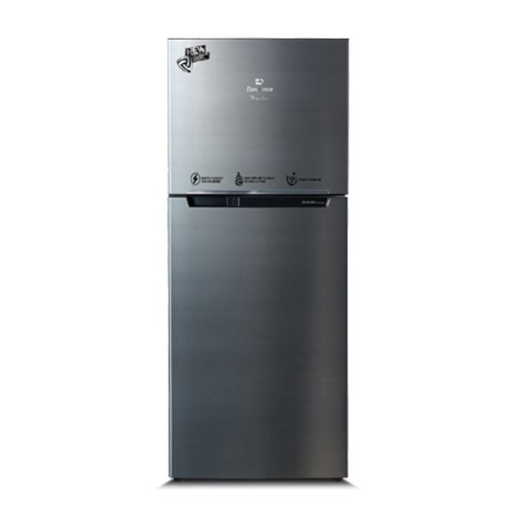 Dawlance Inverter Series Refrigerator Stainless steel silver - 425L - 15 CFT - 9188 - WB NS - Karachi Only
