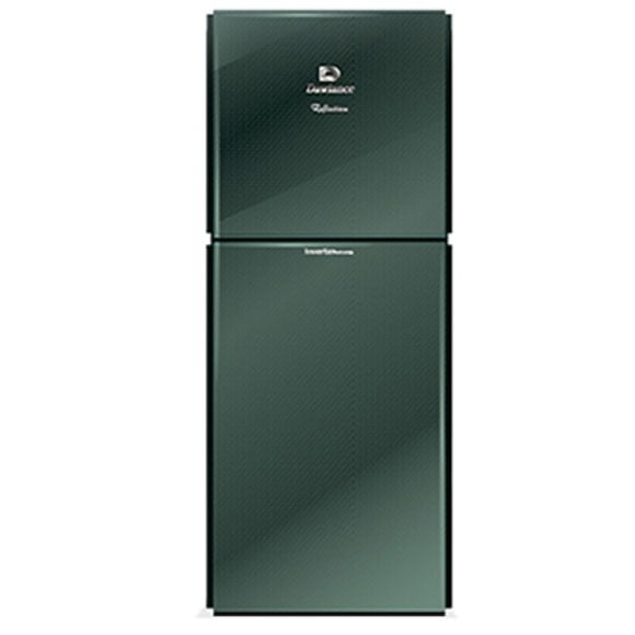 Dawlance Mirror Glass Door Inverter Series Refrigerator - 9170 WB - Karachi Only