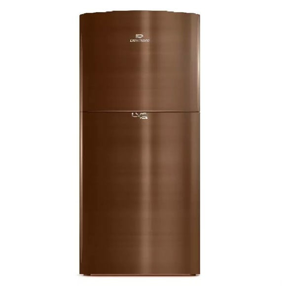 Dawlance Series Top Mount Refrigerator 525 L - Brown - 91996 - LVS - PLUS - Karachi Only