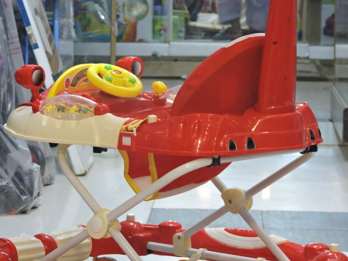 High Quality New Design 8 Function Baby Walker