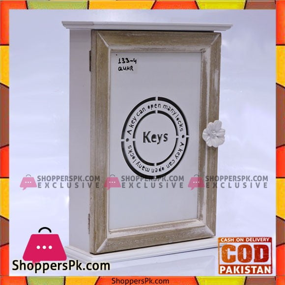 High Quality Wooden keys Holder with Magnetic Door