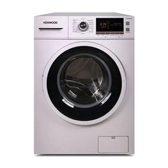 Kenwood Fully Automatic Washing Machine - 8KG - Silver KWM-8003FAF S - Karachi Only