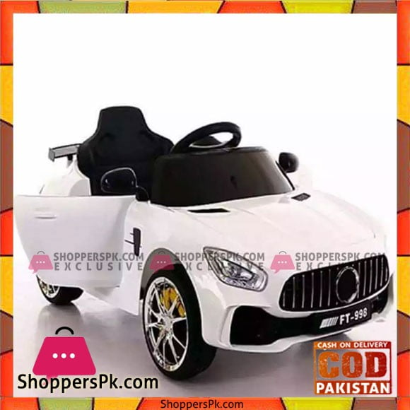 New Mercedes Kids Double Door Battery Operated Car FT-998