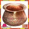Original Copper 3.5 kg Bombay Serving Daig