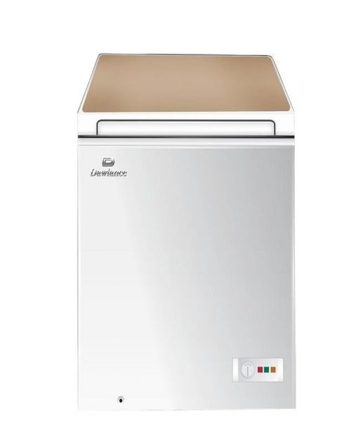 Dawlance DF-200GD - Single Door Deep Freezer - 200 LTR - White