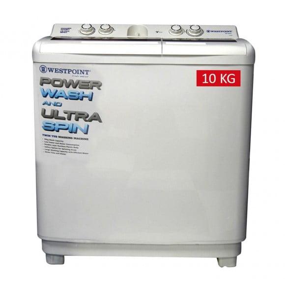 Westpoint Twin Tub Semi Automatic Washing Machine WF-2017