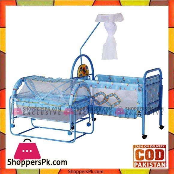 Baolimei Metal Baby Cradle 256