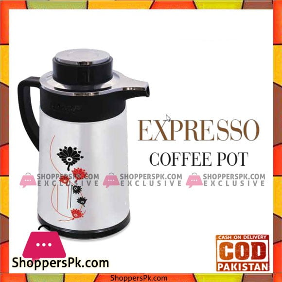 Happy Handsome Expresso Coffee Pot - Karachi Only