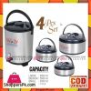 Happy Hot n Pot 4 Piece Gift Pack
