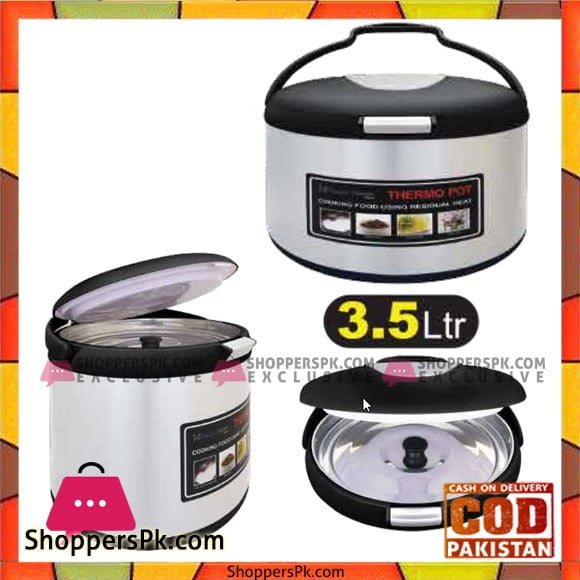 Happy Handsome Thermo Pot 3.5 Liter