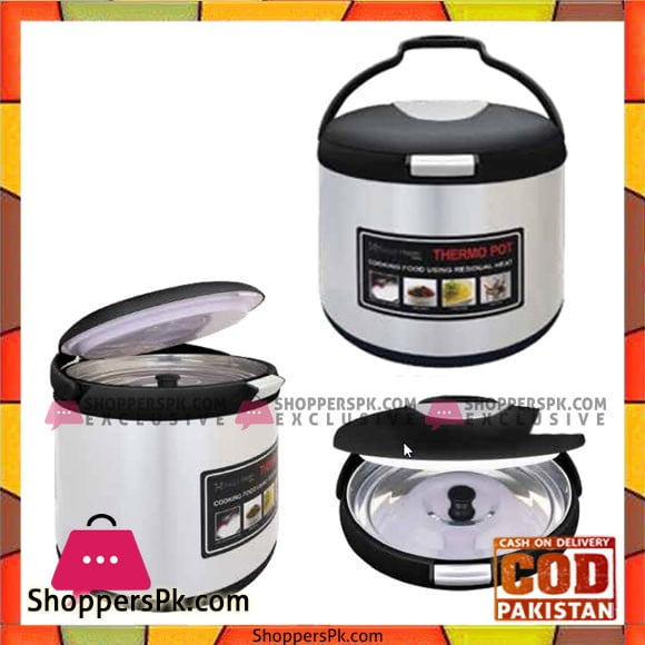 Happy Handsome Thermo Pot 6 Liters -