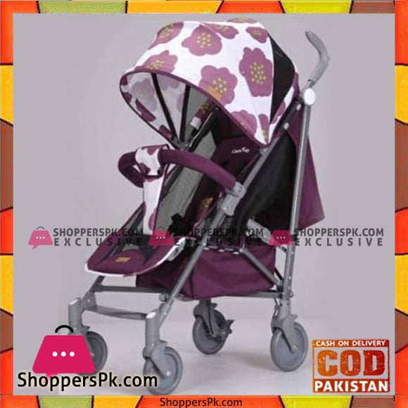 High Quality Four Wheel Foldable Baby Stroller