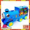 Kids Playing Train Alloy Storage Car