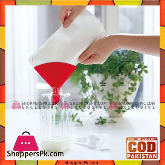 FLAT SILICONE FUNNEL 8035 1 - Pcs
