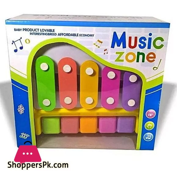 Bady Music Zone Xylophone Small 9009