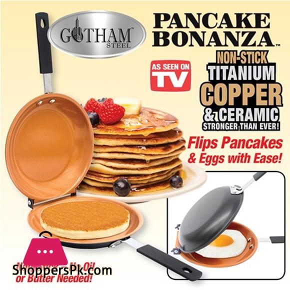 Gotham Steel Pancake Bonanza Pancake Maker