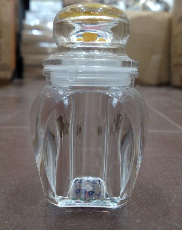 High Quality Acrylic Plastic Salt and Pepper Shaker