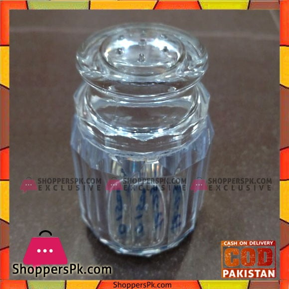 High Quality Acrylic Plastic Salt and Pepper Bottle