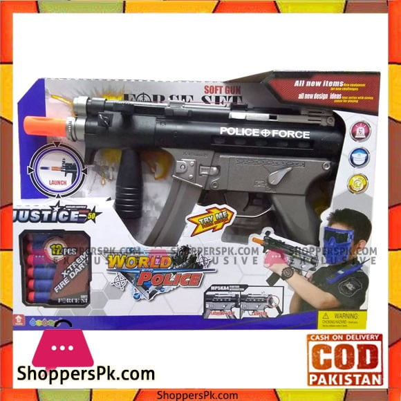 High Quality Gun Launchers World Police
