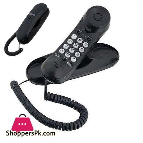 Alcatel Corded Analog Phone Temporis Mini Slim