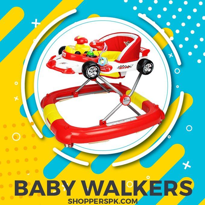 Baby Walker Online Store Prices in Pakistan