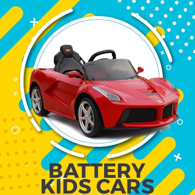 Battery Kids Cars in Pakistan